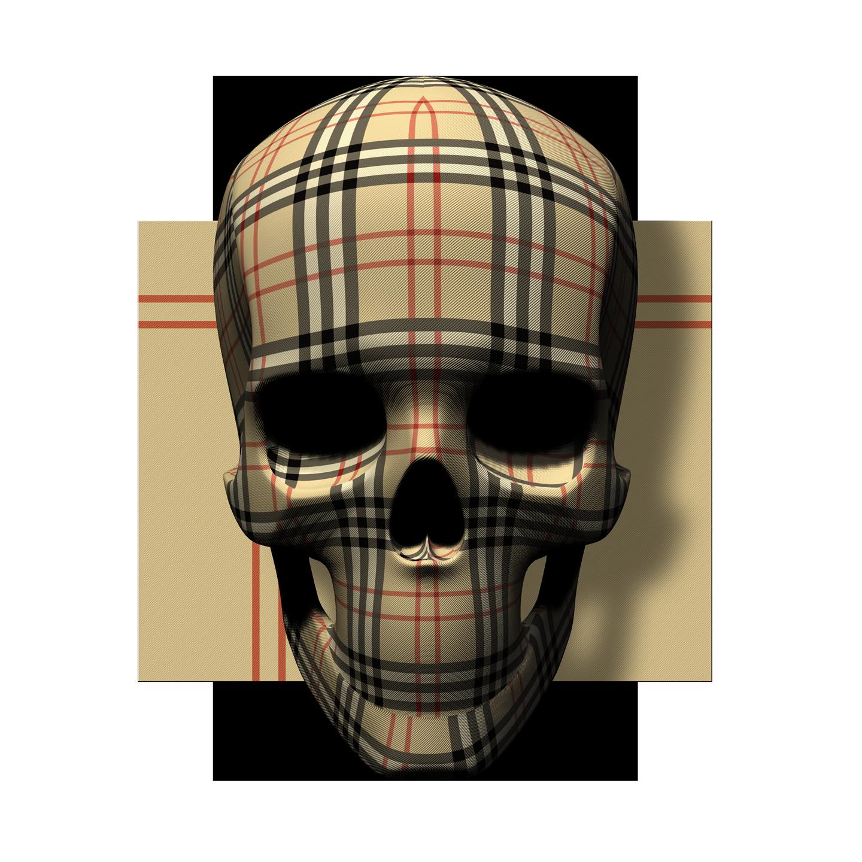 Burberry Skull